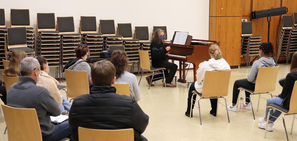 Foto Klavierkonzert
